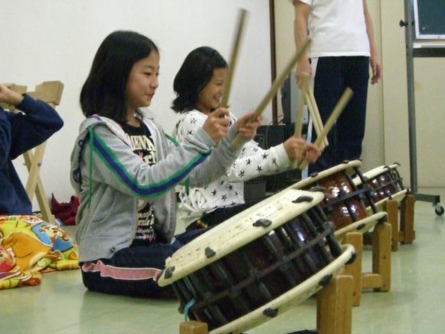 伴奏が不安な先生のための『締太鼓の基本』 子どものやる気を引きだすセミナーIN大阪