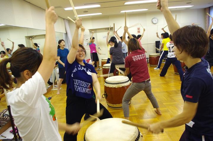 """""""和太鼓移動打ち""""を取り入れたい先生のための2曲集中講習 子どものやる気を引きだすセミナーIN京都"""