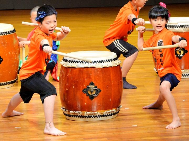 """和太鼓とパーランクのための創作合奏曲 """"美ら燦々"""" 子どものやる気を引きだすセミナーIN神戸"""
