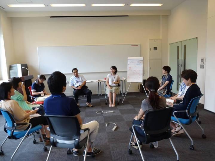 響く学級づくりを支えるコーアクティブ会話術 in 岡谷