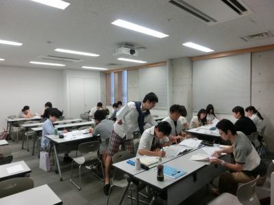 【多教科集合型教材研究会】Tサークル9月度授業研究会