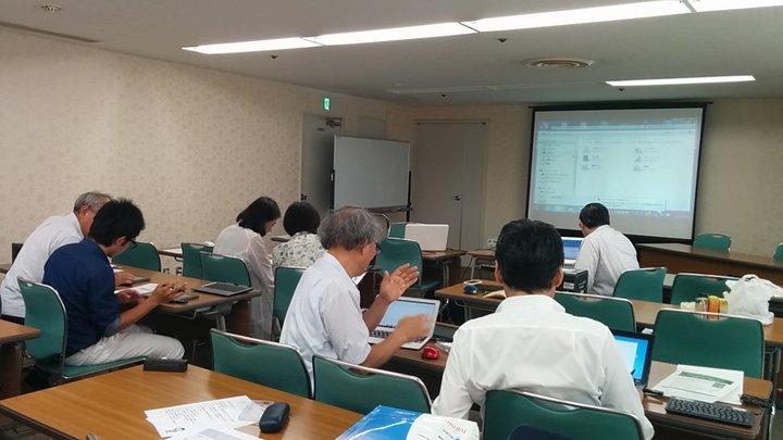 第1回 Windowsタブレットを使って教材作成…「白板ソフト」実践講座