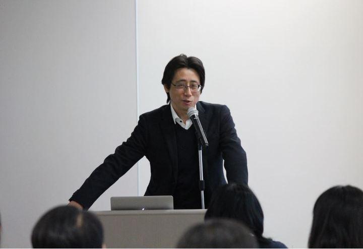 英会話イーオン主催 上智大学教授・藤田保先生による講演会「21世紀を作る子どもたちに伝えたい、これからの英語学習の在り方」