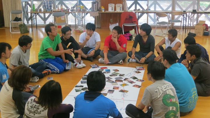 PA研修会「クラスのちからを生かす#5 プロジェクトアドベンチャー+哲学対話」