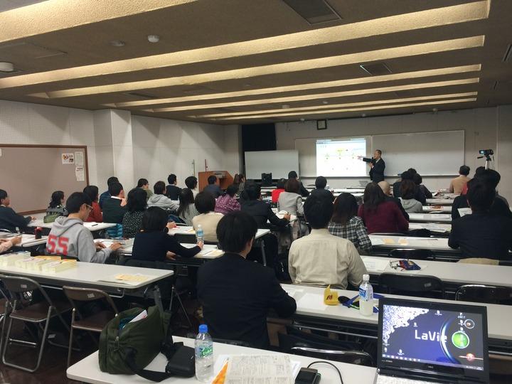 道徳(池田)会場 TOSS教え方セミナー