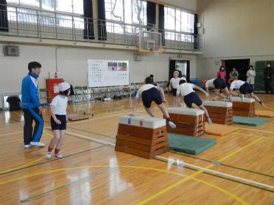 プロ体育教師による授業の競演 第24回日本体育教育技術学会IN東京