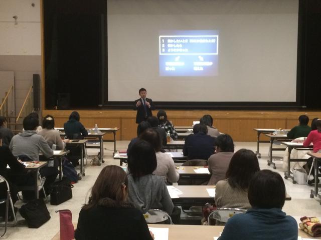 (札幌)参加者述べ計500名突破!特別支援学習会第3期5回目(最終回)