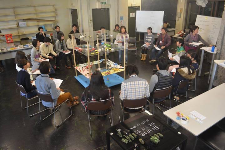 日本初開催・ワールドピースゲーム見学会