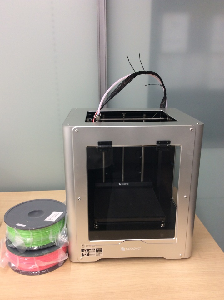 中高生・学校関係者向け【無料】GW特別講座 3Dプリンタ教室(120分)@TEPIA先端技術館 基本的なモデリング方法を学び、120分でじっくりデザインし、実際に3Dプリンタの出力も体験!