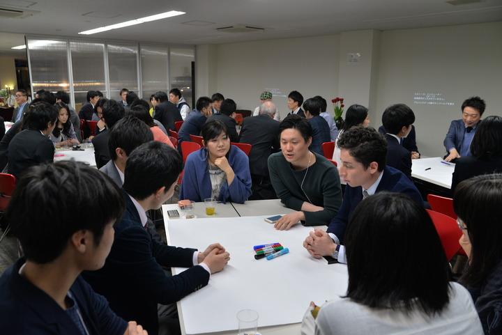 『企業人事×学校教師~逆算で日本の人材育成を考える~』第2回銀座ミライ会議