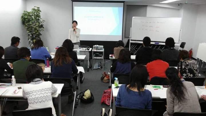 英検2次試験面接対策から発展!~グローバルに通用する論理的話し方指導