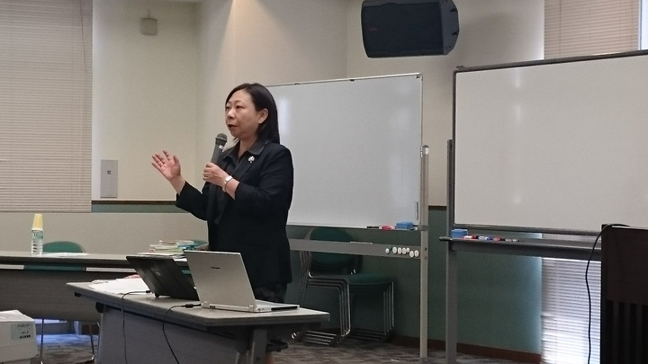 第3回学びネットワーク研修会(青山由紀先生と学ぶ会)