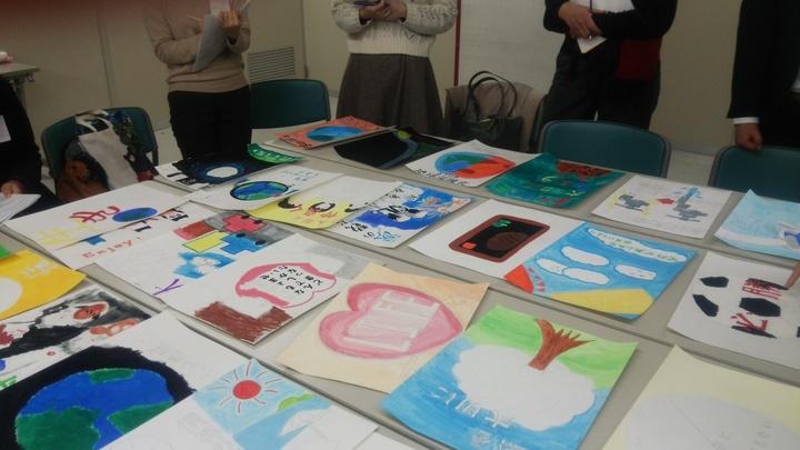 アートじしゅけん新潟「一クラス分の作品をもちよる図工美術の実践交流会」