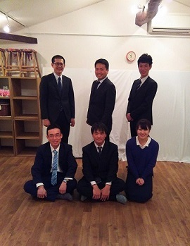 石川県の中学教師サークル「Mush」(マッシュ)7月例会