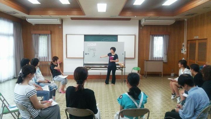 女児のための護身術 Wen-Do体験会