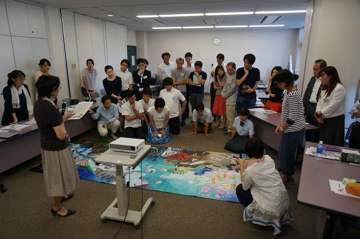 アートマイル関西セミナー:「世界の同世代との協働学習を通してグローバルな次世代を育てる」