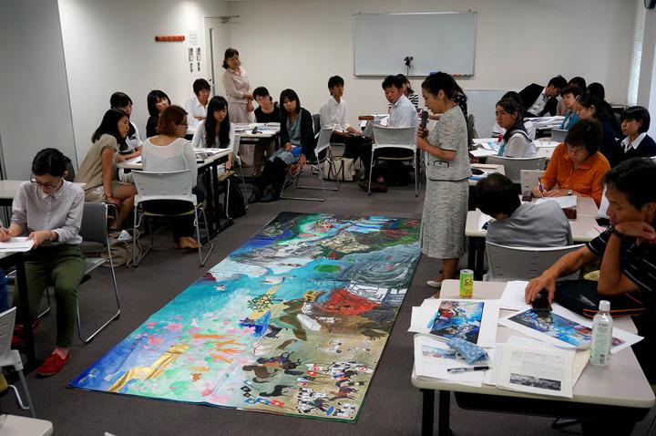 アートマイル関東セミナー:「未来を生きる子どもを育てる学びのデザイン」