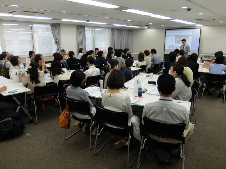 「発達障がいのある人のリスクに備える ~構造化とコミュにケーション指導~」札幌会場