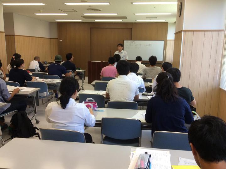 教師のための科学研究講座Basic 兵庫会場