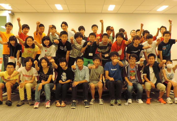 INNOSUM EVENT 2016 @OSAKA 関西初の中高生向けITコンテスト(ハッカソン) 最終選考会