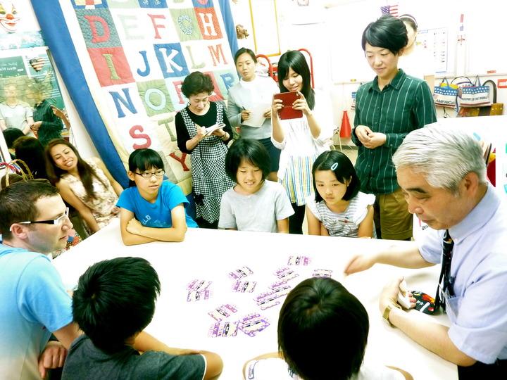 英語教授法研究会TEMI 1st カラットセミナー