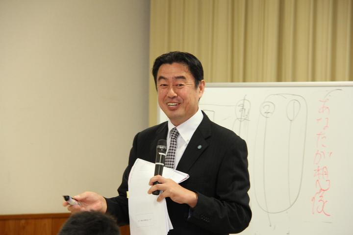椿原正和の全国学テ国語B問題対策セミナー(広島会場)