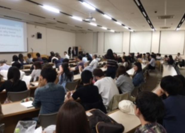 日本英語音声学会第21回全国大会