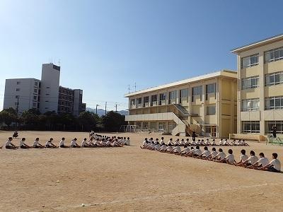 森川正樹先生が講演 伊丹市立摂陽小学校 研究発表会