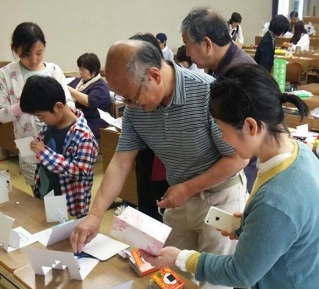 図画工作・美術教育 春の研究会  主催 新しい絵の会・奈良絵の会
