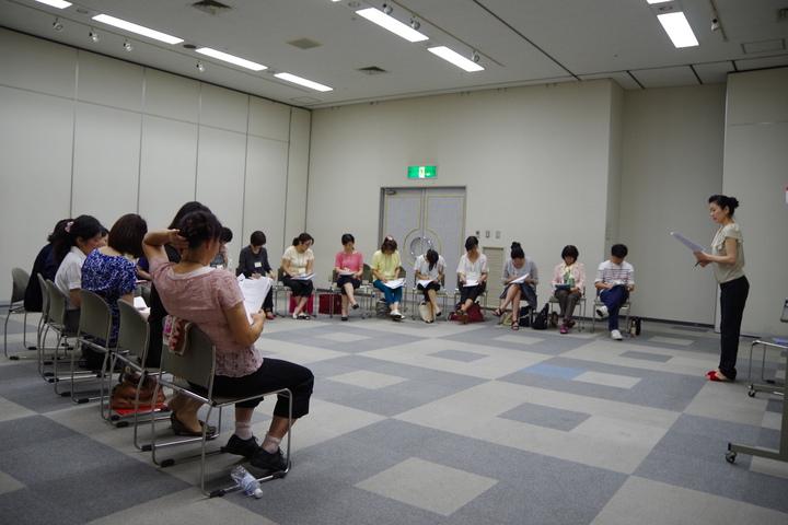 保健室コーチング2日間速習コース in名古屋