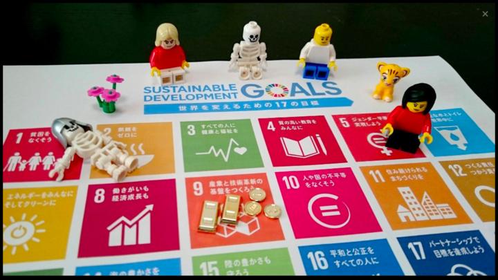 Teacher's School 『SDGs×レゴ ~ レゴを活用した体験の言語化』