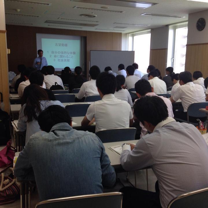 参加者アンケート満足度100% 兵庫県教員採用試験集団面接対策講座1