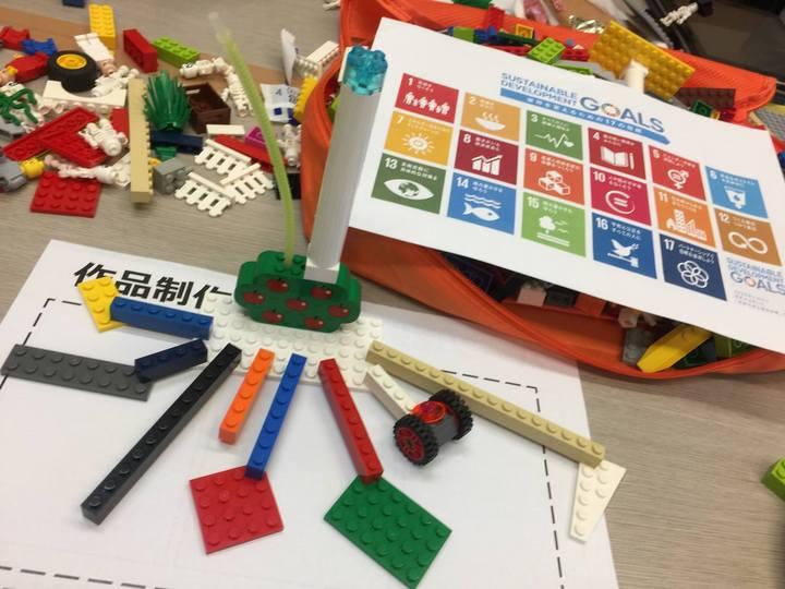 [大阪]持続可能な開発目標×レゴ ~ レゴを活用した体験の言語化(対話的な学び、ふりかえり、リフレクション、プレイフル・ラーニング、グローバルリーダー)