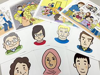 「教えない道徳を考える」ワークショップ体験セミナー 『多文化防災ワークショップ』