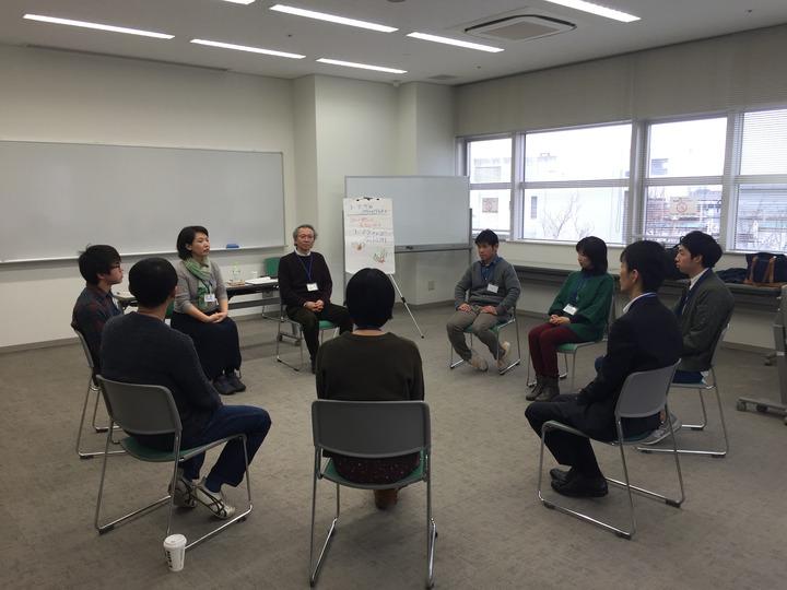 主体的で対話的な深い学びをつくる コーアクティブ会話術・思考術ワークショップ