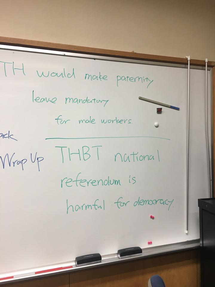 即興型英語ディベート実践セミナー
