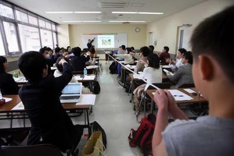 斎藤先生の日本が好きになる ! 歴史授業講座 in 富山