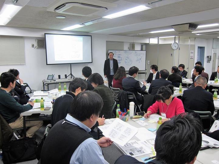 小林昭文先生のアクティブラーニング入門講座5~授業体験+授業をブラッシュアップするヒント~