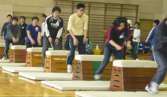 年間通じての体育のシステムを作る 子どものできたを作る体育授業セミナー