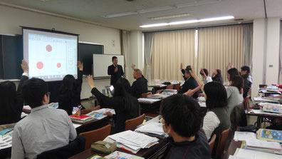 第6回TOSS教え方セミナー和泉会場「やんちゃや,荒れた子を巻き込む」学級経営&授業