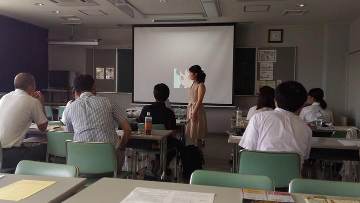 素敵な教師になりたいあなたへ!授業の腕をあげるセミナー 講師:和田秀雄先生 ~TOSS大分教え方セミナーinホルトホール~