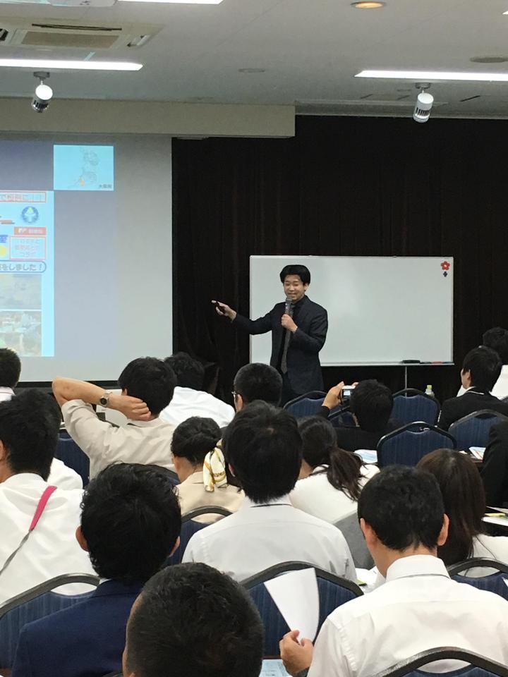 郵便教育セミナーin大阪   昨年150名越え!