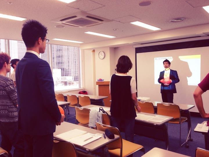 【大阪(4月21日)】チームビルディング体験講座(修了書発行)