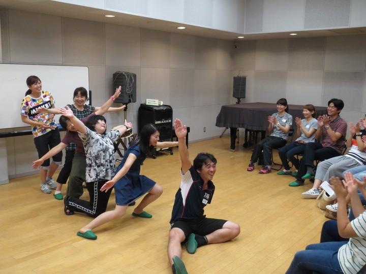 """『すぐできる""""みんな楽しい""""ボディパーカッション教育と 和太鼓1台~数台を使ったボディパーカッションの実践』 「インクルーシブ教育」-合理的配慮-にも適した実践法 子どものやる気を引きだすセミナー実技講習会2018"""