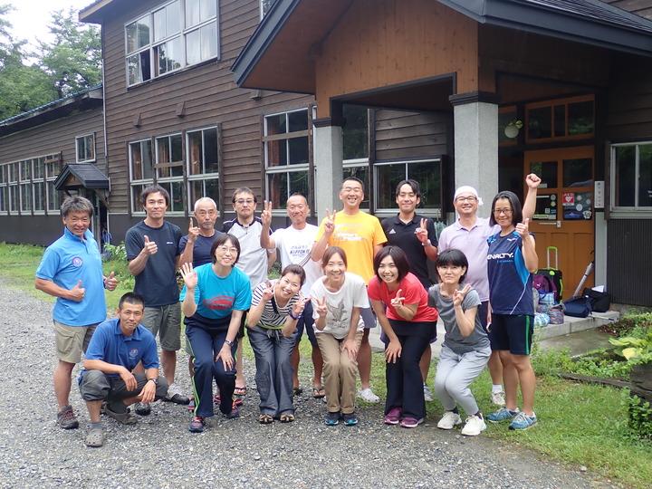 人間力向上のためのアクティブラーニング(教員免許状更新講習/選択18時間)長野県北安曇郡小谷村8月13日開催