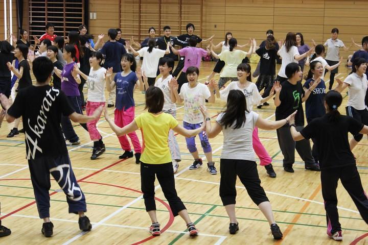 【振付に悩まれている先生必見!】運動会ダンス講習会
