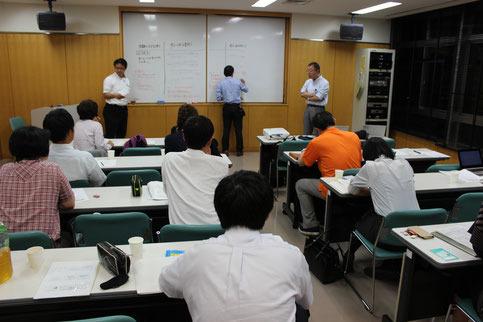 言語視覚士 永井先生と特別支援勉強会in福山
