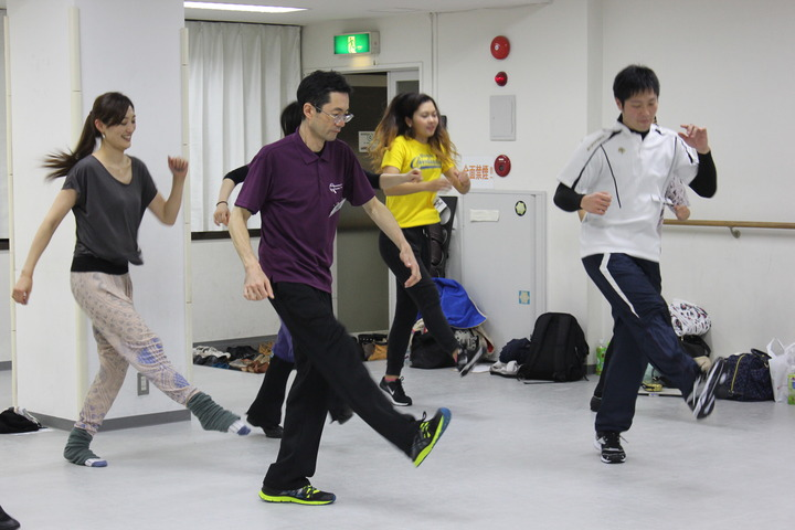 【経験者お断り☆】教員向けダンス講習 5月東京②