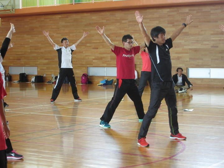 笠井体育&女教師なでしこ体育教え方~女教師による運動会、スポーツテスト、学級開き~