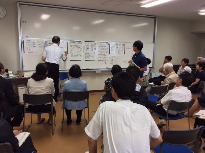 神戸大学附属中等教育学校 国語科 第34回総合単元学習発表会